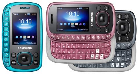 Puhelin Samsung