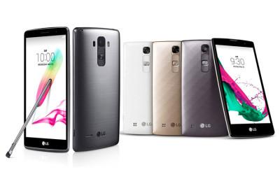 LG G4 Stylus ja G4c