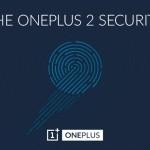 OnePlus 2 sormenjälkilukija