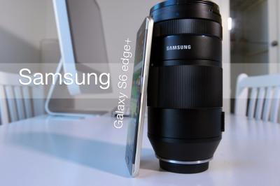 Samsung Galaxy S6 edge plus