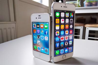 Apple iPhone4s ja iPhone6s